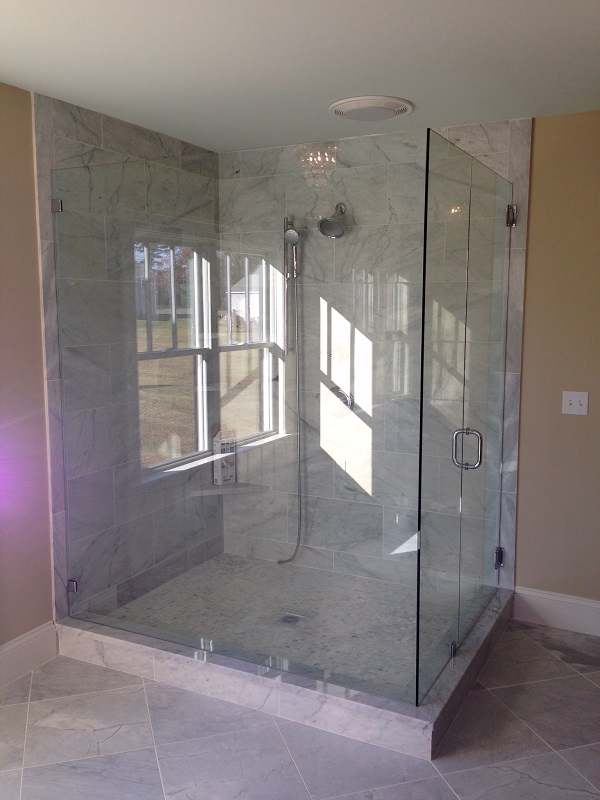 Glass Showers | Glass & Mirror Services Westbrook Maine